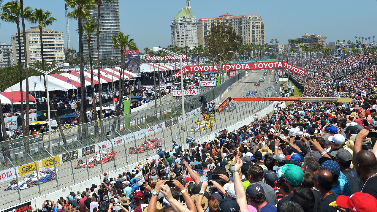 5 Great Sporting Events in Long Beach CA