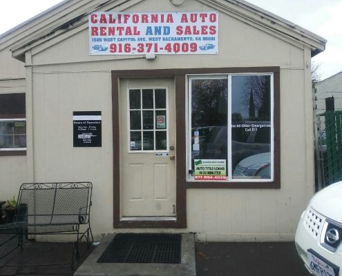 Fast Money Car Title Loans in West Capitol Ave West Sacramento CA