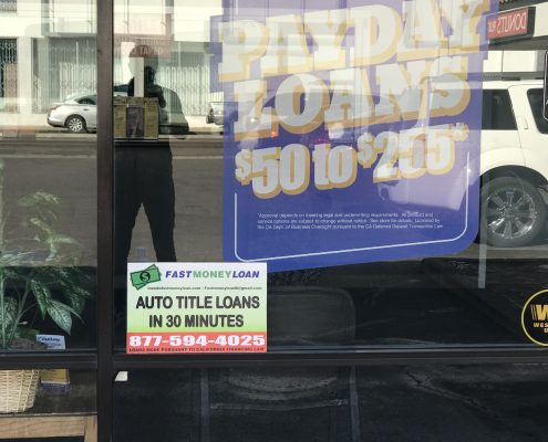 Fast Money Car Title Loans in El Cajon Blvd San Diego CA