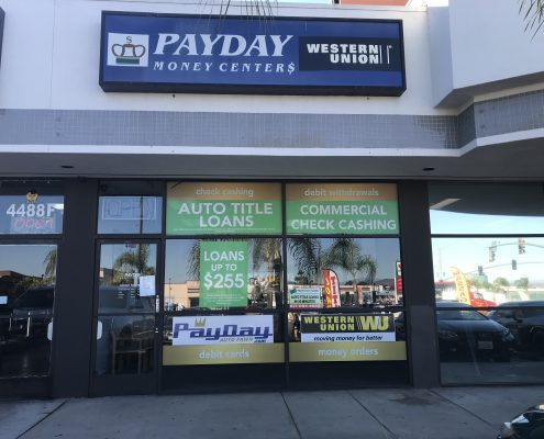 Fast Money Car Title Loans in 4488 Convoy St San Diego CA